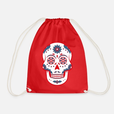 Sugar Skull Sugar Skull - Drawstring Bag