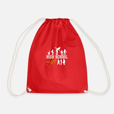 46661ba6068 Middelbare School Gymtas online bestellen | Spreadshirt