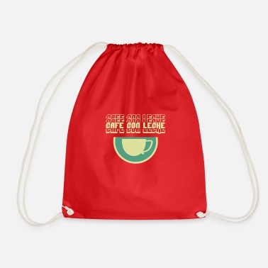 Lech Cafe Con Leche - Drawstring Bag