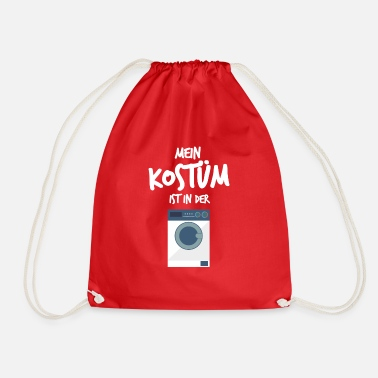 Kostuum Mijn kostuum is in de was - Gymtas