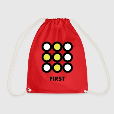 First First - Drawstring Bag