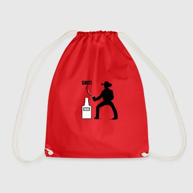 Shot SHOT! - Drawstring Bag