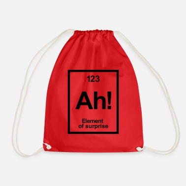 Periodic Table periodic table - Drawstring Bag
