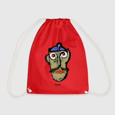 Gherra - Drawstring Bag