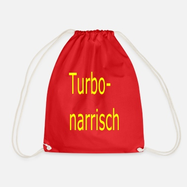 Take The Piss Out turbonarrisch - Drawstring Bag