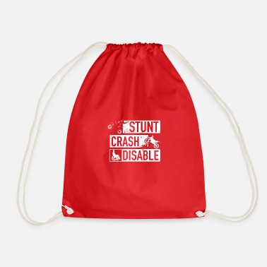 Stunt Stunt> Crash> Disable - Mochila saco