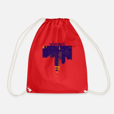 View views - Drawstring Bag