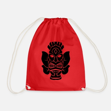 Tiki Tiki - Drawstring Bag