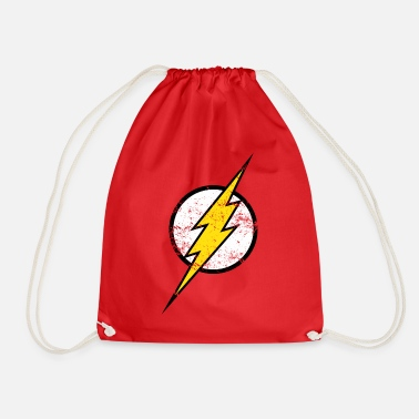 Justice League Flash Logo vintage - Sac de sport léger