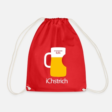 Bembel Eichstrich Apple Beer Glass Beer Mug Bembel Seidel - Drawstring Bag