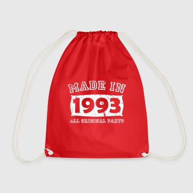 Birth Birth year birth born 1993 - Drawstring Bag