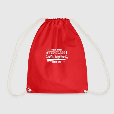 Dental hygienist - Drawstring Bag