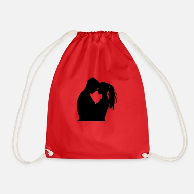 Affection affection - Drawstring Bag