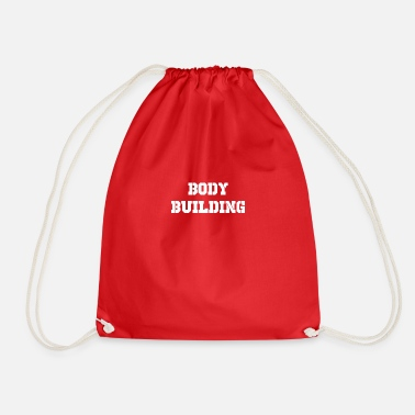 Tricep Bodybuilding Gym Workout Muscle - Drawstring Bag