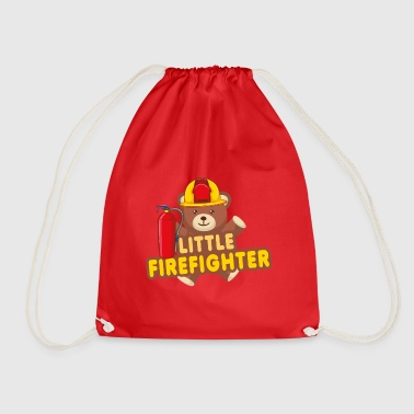 Firefighter | Fire Department | firefighter - Drawstring Bag