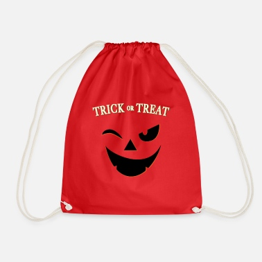 Trick Or Treat Halloween - Trick or Treat - Trick or Treat - Sac à dos cordon