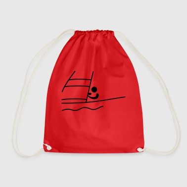 sailing - Drawstring Bag