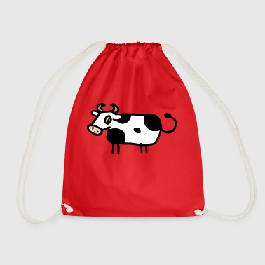 Muh - Cow - Drawstring Bag