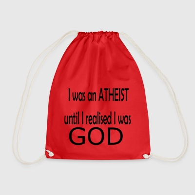 GOD - Drawstring Bag