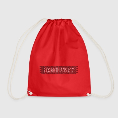 2 Corinthians 13: 4-8 Bible Prayer Christians Bible Verse - Drawstring Bag