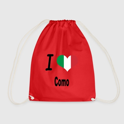 I Love Italien Home Como - Turnbeutel