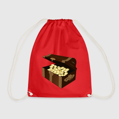 treasure - Drawstring Bag