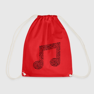 Audio - Drawstring Bag