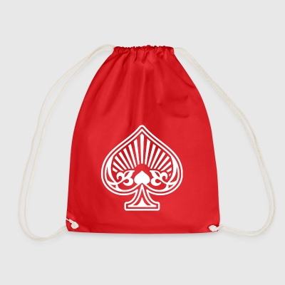 Poker Cards - Drawstring Bag