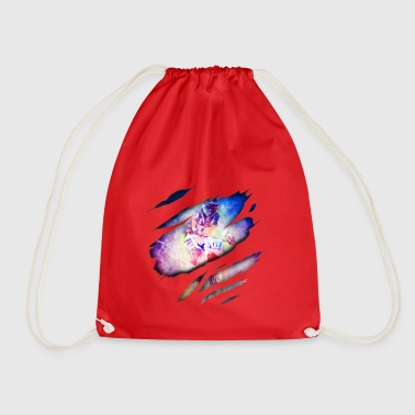 Motocross in me - Drawstring Bag