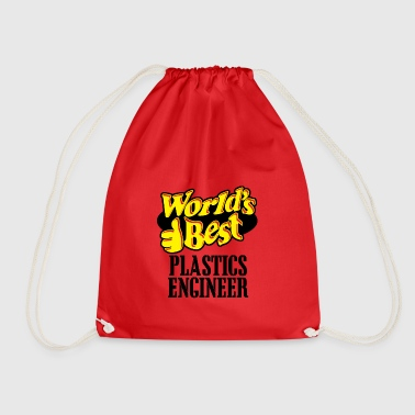 WORLDS BEST - Drawstring Bag