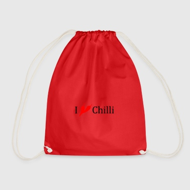 I love Chili Chilli's sharp gift idea - Drawstring Bag