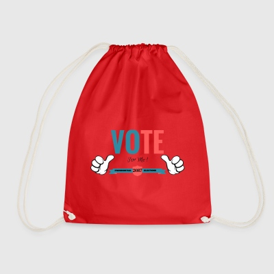 Vote for me 2017 - Sac de sport léger