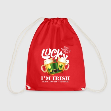 ST. PATRICK'S DAY - Drawstring Bag