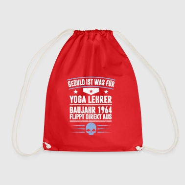 CONSTRUCTION YEAR 1964 - Drawstring Bag