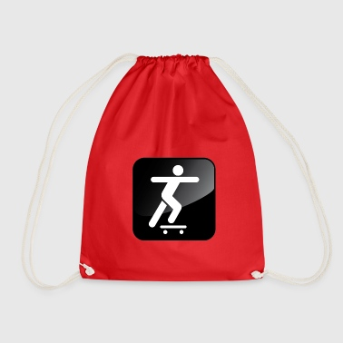 Skate zone - Drawstring Bag