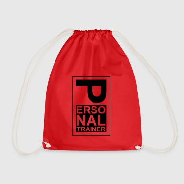 Personal trainer coach - Drawstring Bag