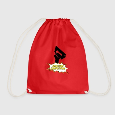 Iron Man Competition - Iron Man Competition - Drawstring Bag