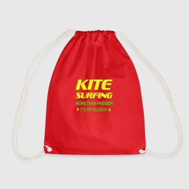 KITEBOARD PLUS DE PASSION - ITS MY RELIGION - Sac de sport léger