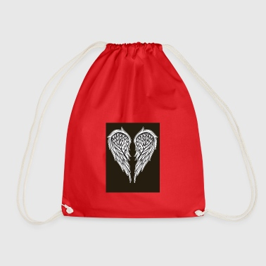 Angel Heart - Drawstring Bag