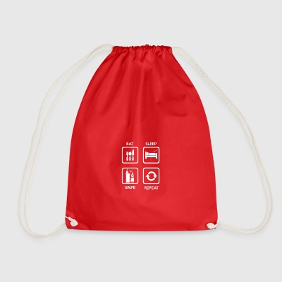 Vaping circle - Drawstring Bag