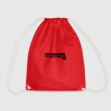 Viking ax - Drawstring Bag