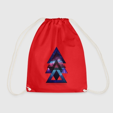 Threefold universe - Drawstring Bag