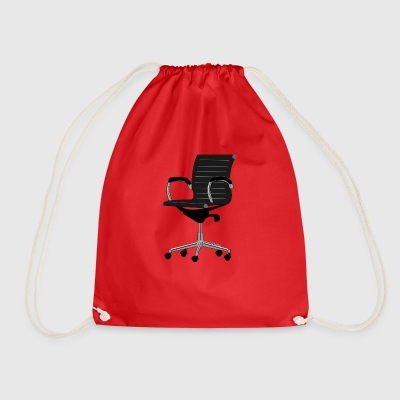office chair - Drawstring Bag