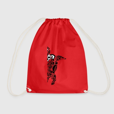 Schilkröte - Drawstring Bag