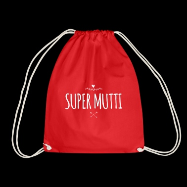 Super Mutti - Turnbeutel