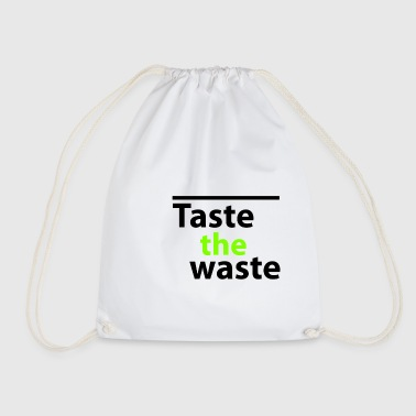 Key Button Button The Waste - Drawstring Bag