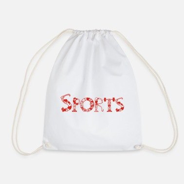 Sports Sports Sports Design - Drawstring Bag