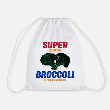 Broccoli Broccoli - Drawstring Bag