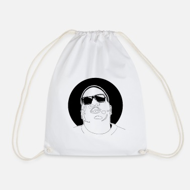 Big BIG - Drawstring Bag