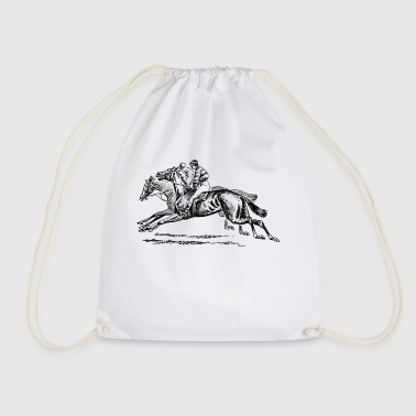 jockey - Drawstring Bag